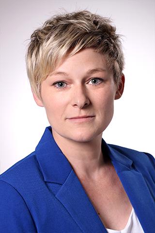 Portrait Christine Wohlwend